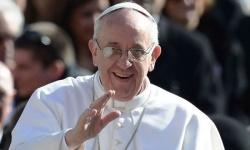 """El Papa pidió acabar con la """"arrogancia de los hombres que hieren a la mujeres"""""""